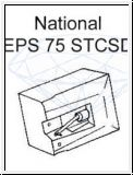 NATIONAL   EPS 75 STCSD