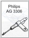 PHILIPS   AG 3306  st / 78 UpM
