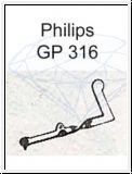 PHILIPS   GP 316