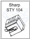 SHARP   STY 104