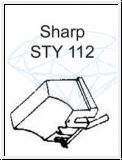 SHARP   STY 112