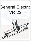 GENERAL ELECTRIC  VR 22