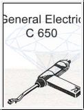GENERAL ELECTRIC   C-650
