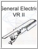 GENERAL ELECTRIC   VR-II, 4G ( Schellack )