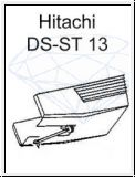 HITACHI   DS-ST 13