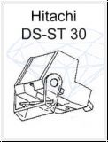 HITACHI   DS-ST 30